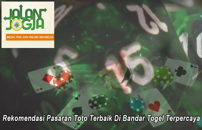 Bandar Togel Terpercaya Rekomendasi Pasaran Toto - JalanJogja